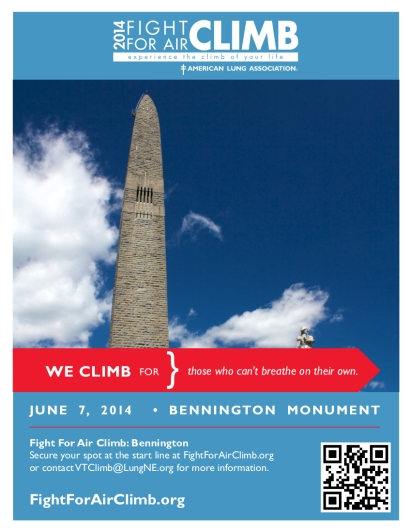 14 Bennington Climb Flyer_No Sponsors