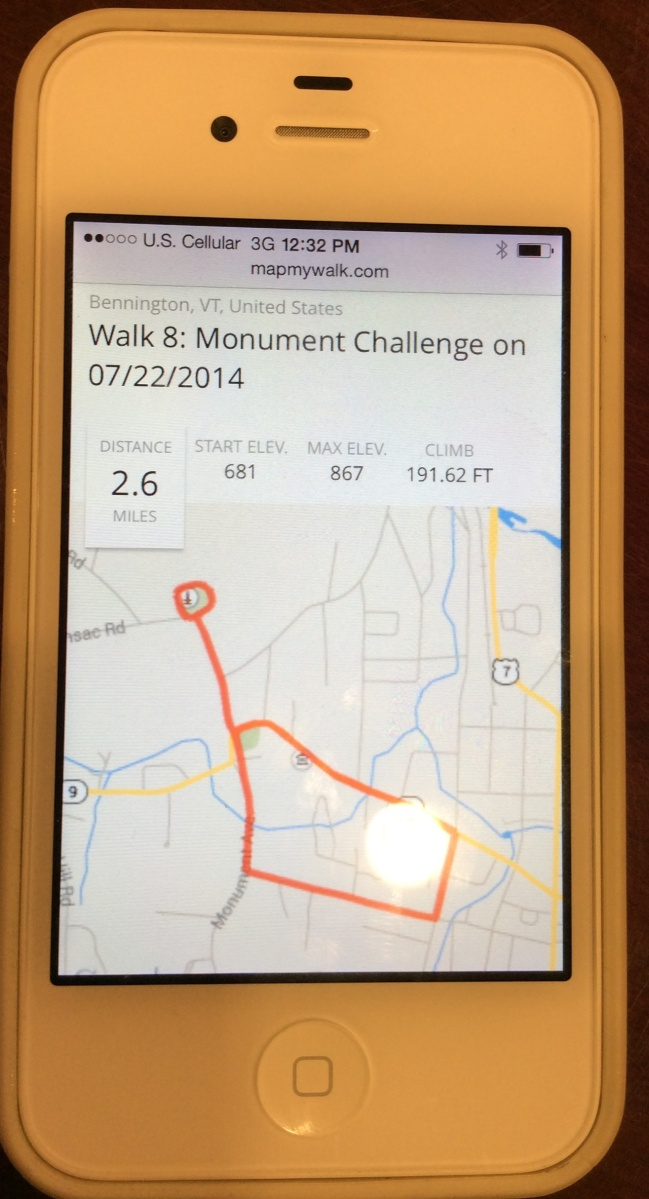 8 Online Walking Maps – FREE! – Alliance For Community ... on map of az, map destiny, how far did i walk,