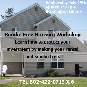 smoke free housing ad