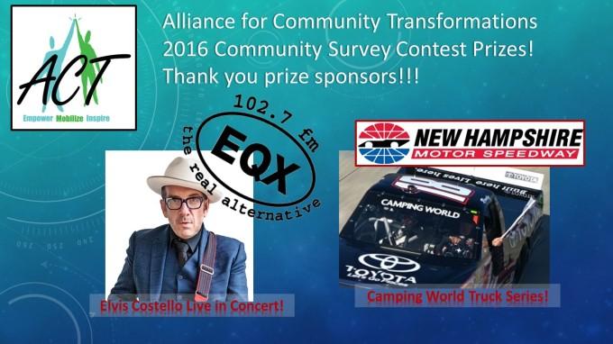Prize Sponsor Promo